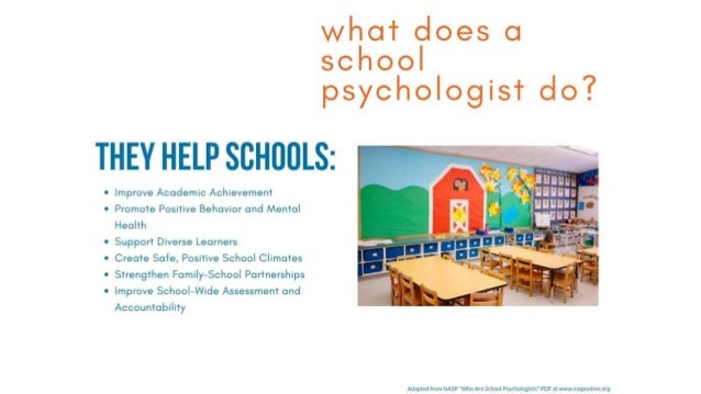 Helping Students Thrive By Supporting School Psychologists Slide 2
