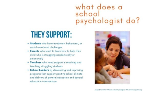Helping Students Thrive By Supporting School Psychologists Slide 3