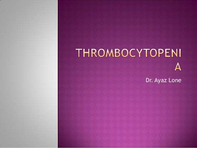 Dr. Ayaz Lone