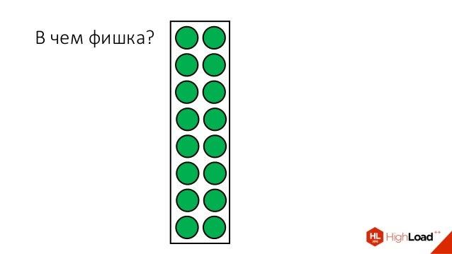 В чем фишка?