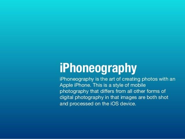 Though The Lens of an iPhone: Alaska Slide 2
