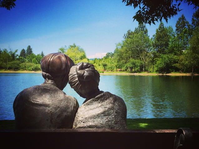 Through the Lens of an iPhone: Portland, Oregon