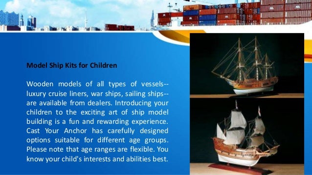 Throw some light upon wooden ship models