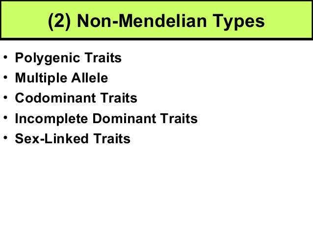 non mendelian genetics worksheet Termolak – Non Mendelian Genetics Worksheet