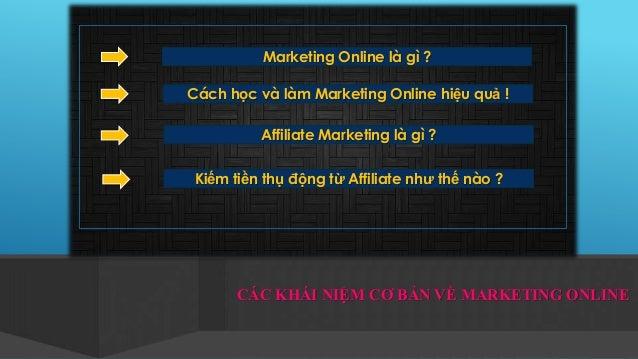 Thủ thuật kiếm tiền từ affiliate marketing Slide 3