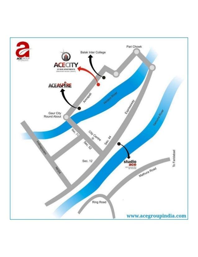Pari Chowk Balak Inter College  ZZID AEEEJIY  UREAVE-? H:*; xA mesa '  Gaur City Round About  13 ta .0 to D 1: m U.  0 D- ...