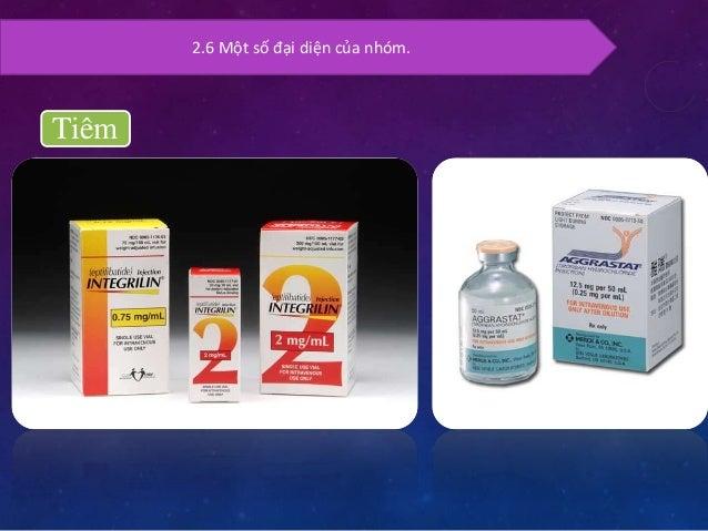 3. Sự khác biệt về đặc tính dược lý của các đại diện trong nhóm (aspirin và clopidrogrel).  ASPIRIN CLOPIDOGREL