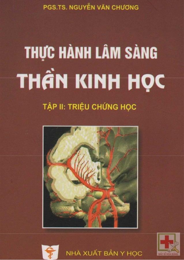 Thuc hanh lam sang than kinh hoc   tap 2