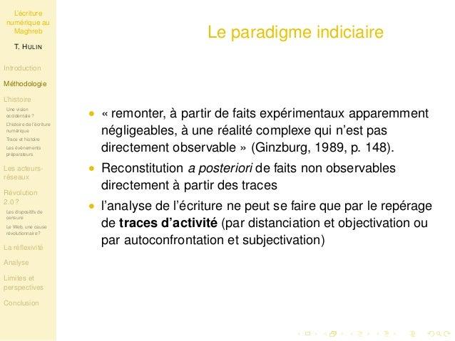 carlo ginzburg le paradigme indiciaire pdf