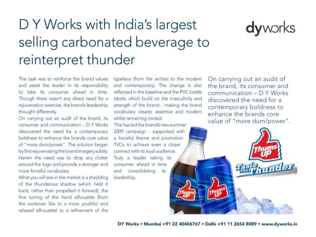 Brand Flash: Thums Up
