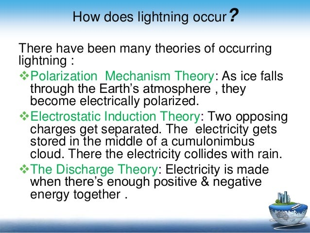 12. How does lightning occur?  sc 1 st  SlideShare & Thunderstorm and lightining azcodes.com