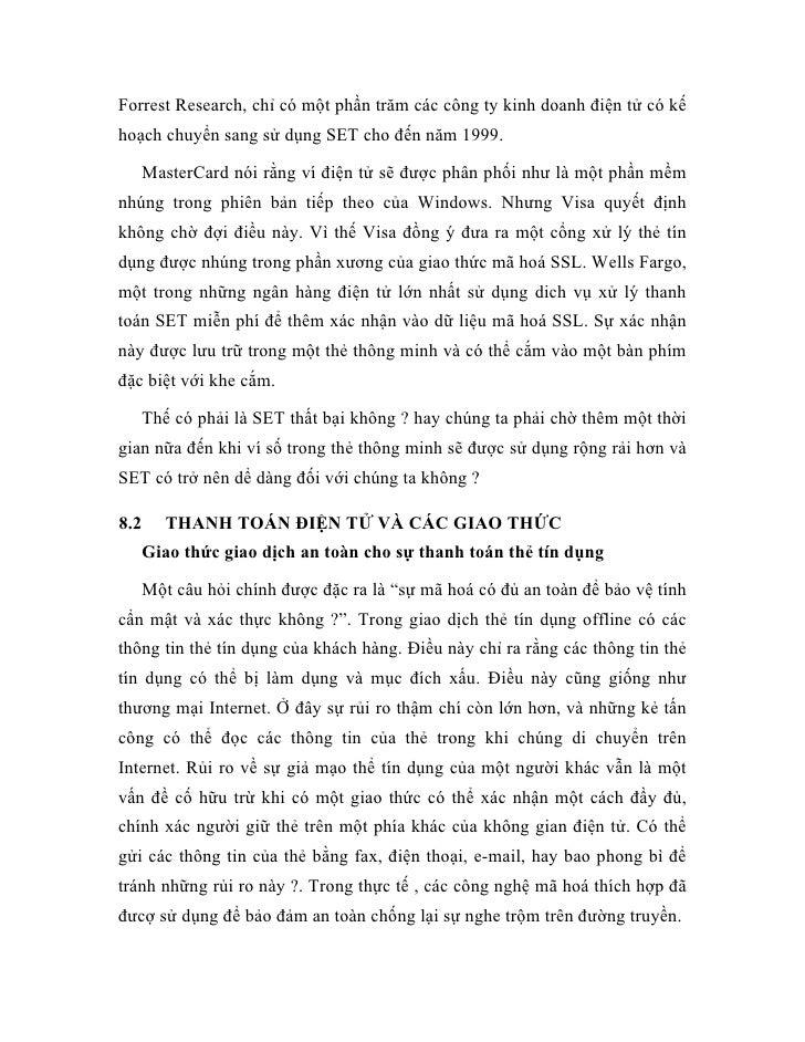 Thuong Mai Dien Tu