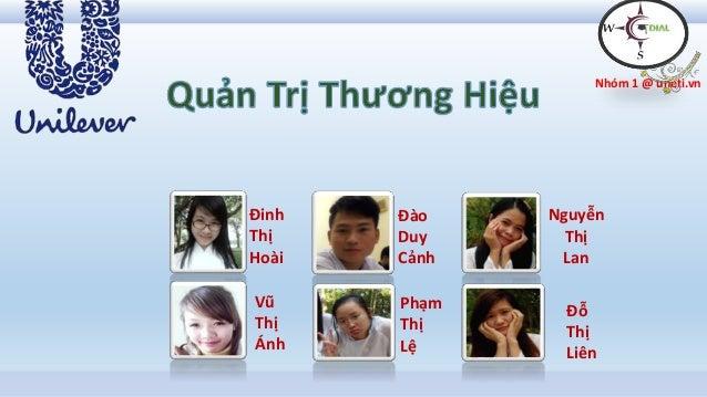 Nhóm 1 @ uneti.vn Đinh Thị Hoài Vũ Thị Ánh Đào Duy Cảnh Nguyễn Thị Lan Đỗ Thị Liên Phạm Thị Lệ