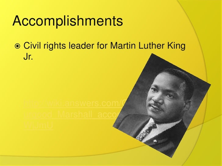 the life and achievements of martin luther kind jr a civil rights leader The slain civil rights leader, whose birthday we celebrate monday, led a  facts  you may not have known about martin luther king jr  was killed by an  assassin at age 39, but led a well-documented life  walk back through history  and relive martin luther king jr's struggles and accomplishments.