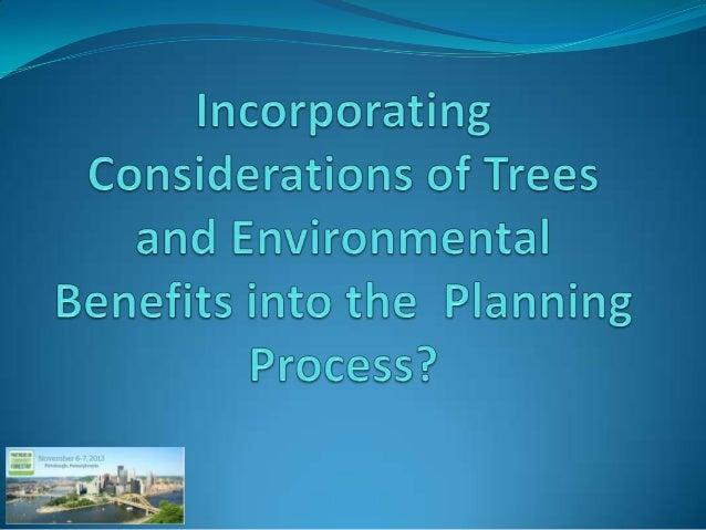 By T. Davis Sydnor Professor Emeritus School of Environment and Natural Resources The Ohio State University sydnor.1@osu.e...
