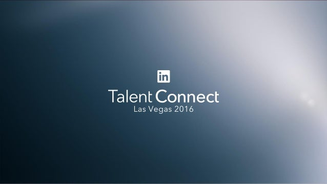 Beyond Acquisition How LinkedIn Learning helps you develop, retain, and transform your talent.
