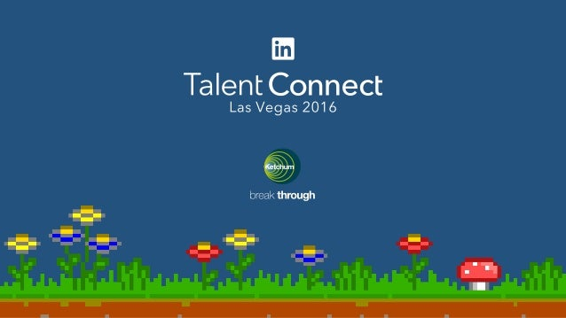 Michele Lanza SVP, North America Talent Acquisition TALENT CONNECT