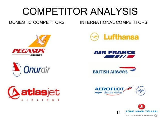 competitive analysis of malaysia airline Malaysia airlines analysis in malaysia, airlines are separated into two 1) passenger airlines and 2) cargo airlines a competitive environment analysis.