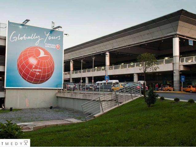 THY - Atatürk Havalimani Reklam