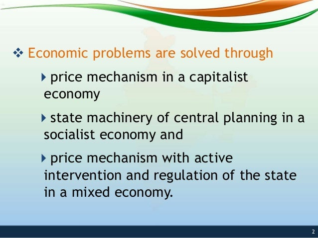 how the central problems are solved in a capitalist economy essay Economy and its central problems assignment help one of the basic things in our life is economy like all the other issues, economy also has some of its main problems.