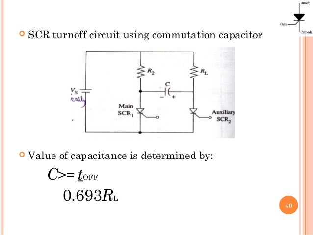 thyristors,commutayion of thyristor, power electronicsScr Turning Off Methods #18