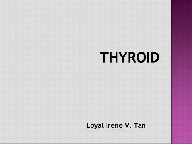 Loyal Irene V. Tan