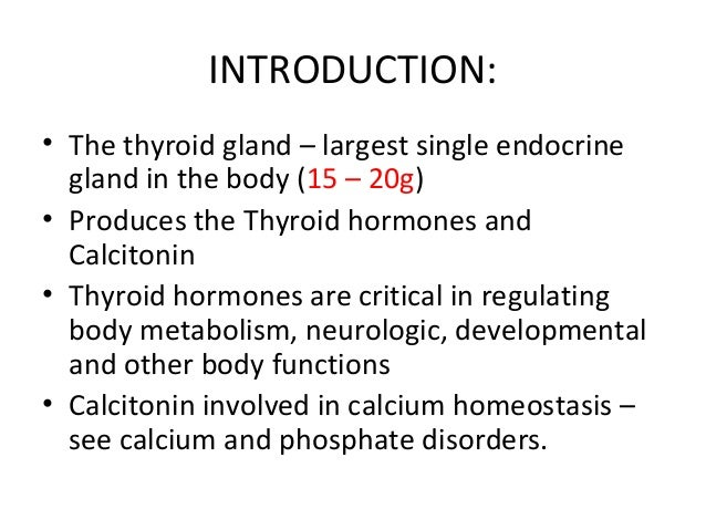 thyroid functions and disorders presentation, Powerpoint templates