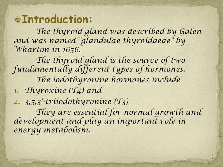 Thyroid and Parathyroid Slide 3