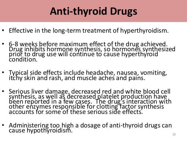 Synthroid Side Effects Headache
