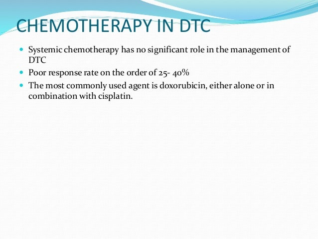 MANAGEMENT OF ATC  Complete surgical excision should be the goal of initial therapy, when feasible  Surgery should be av...