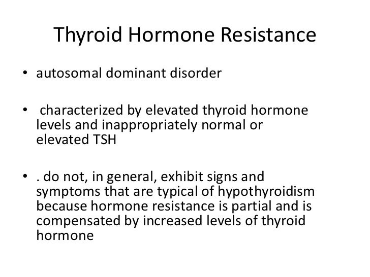 THYROID HORMONE RESISTANCE EBOOK