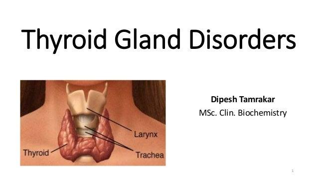 Thyroid Dysfunction Hypothyroidism