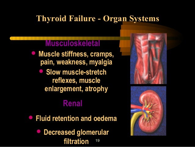 Thyroid dysfunction psych aspects