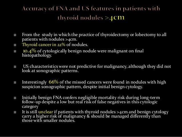 Thyroid Nodule Work Up Dr Mnr
