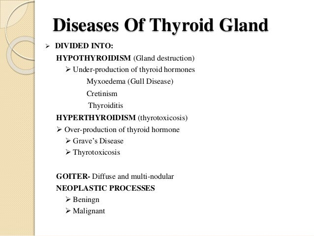 Hypothyroidism Resulting from reduced circulating level of T3 and T4