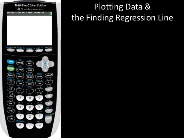 Ti 84 data regression lines urtaz Choice Image