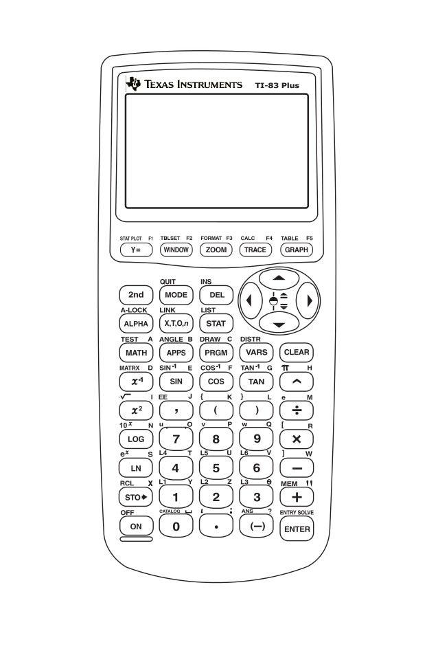 Ti83 manual