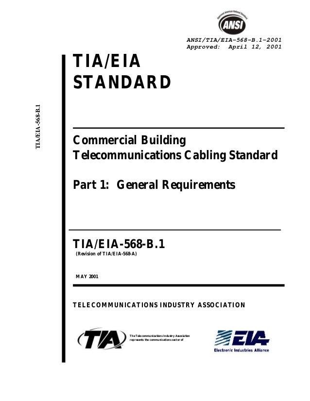 Tia eia-568-b.1 on