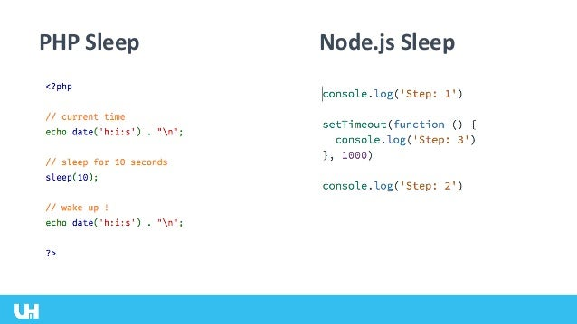 php sleep