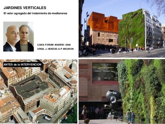 Tia1 2012 espacio p blico urbano for Jardines verticales introduccion