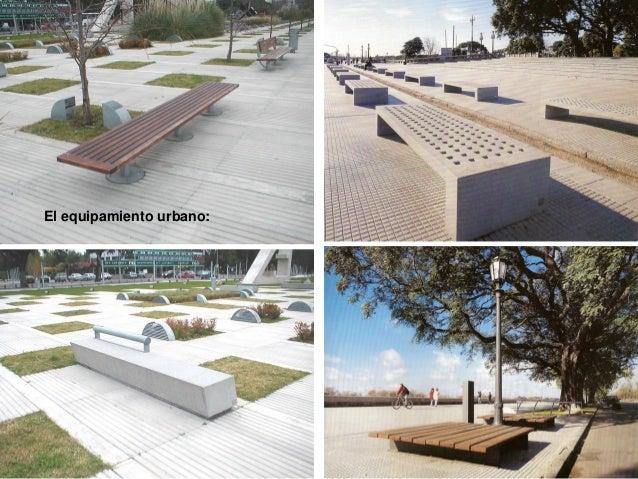 Tia1 2012 espacio p blico urbano for Equipamiento urbano arquitectura pdf