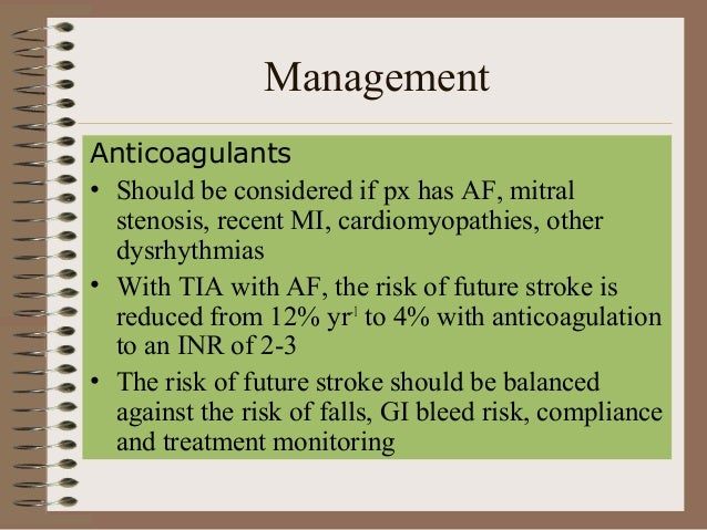 Is Aggrenox Considered An Anticoagulant
