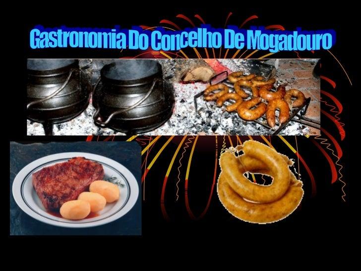 Gastronomia Do Concelho De Mogadouro