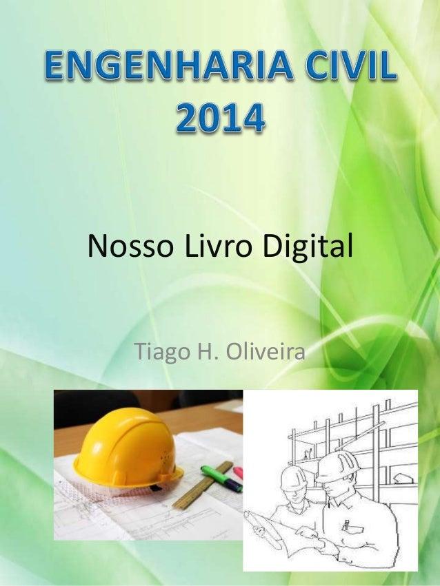 Nosso Livro Digital  Tiago H. Oliveira