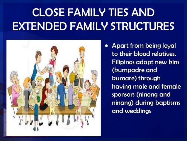 Essay about close family ties