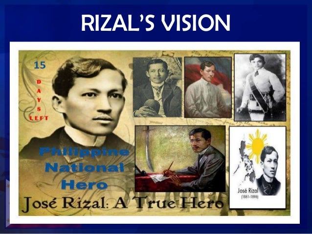 rizal s nationalism The so-called nationalist historians have decentered rizal from filipino na-   latter 's management, but because through their power and influence they.