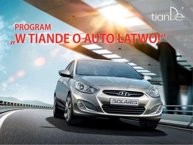 Tiande auto easy_pl