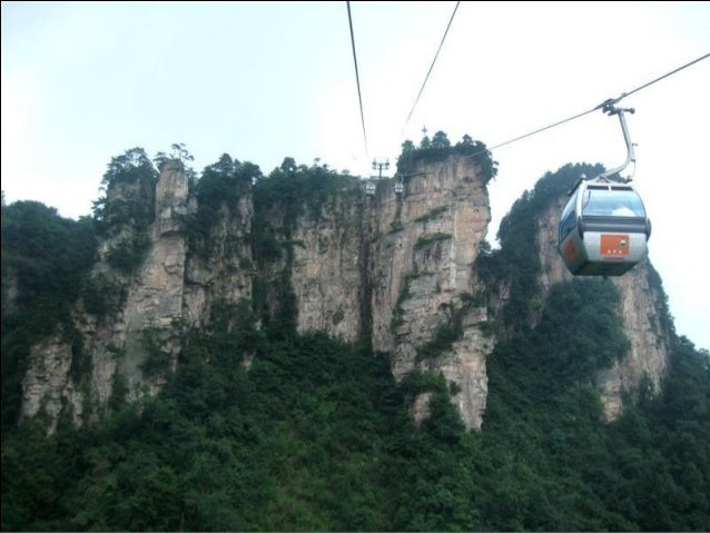 In modern times, TianmenShan has become a target forstunt fliers. This is due to itslocation close to theZhangjiajie airpo...