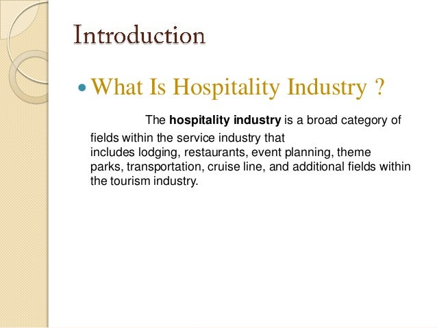 emerging technology hospitality industry Frameworks of technological innovation in the hotel industry (sigala, 2011)  technology innovations- new and emerging trends the hotel industry was one  of the.