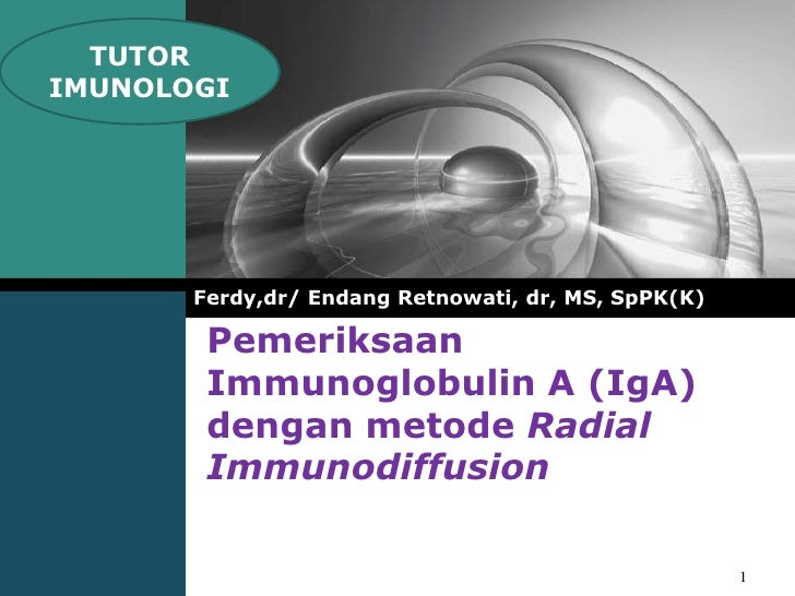radio immunodiffusion Total blood ige were assessed by radio-immunodiffusion and also by haemagglutination of antibodies in 17 patients who had exhibited recent allergic reaction to penicillin.